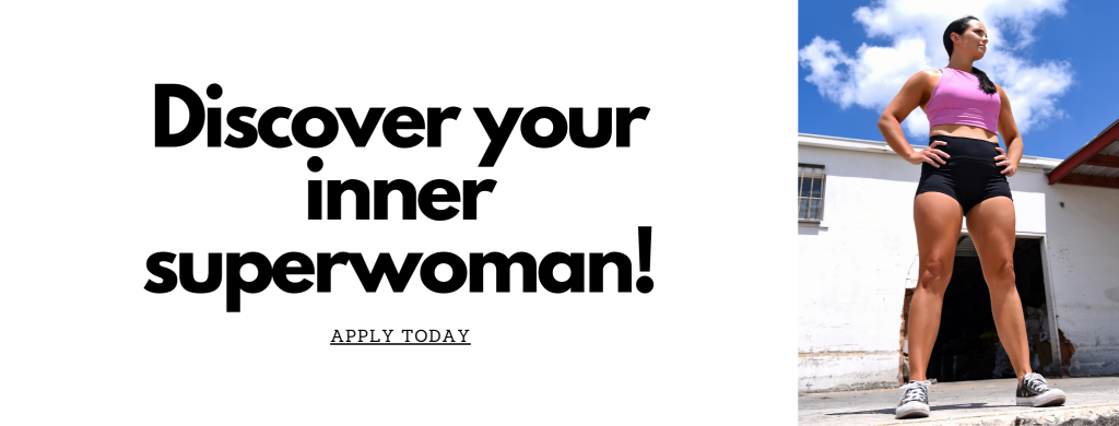 Discover your inner superwoman!